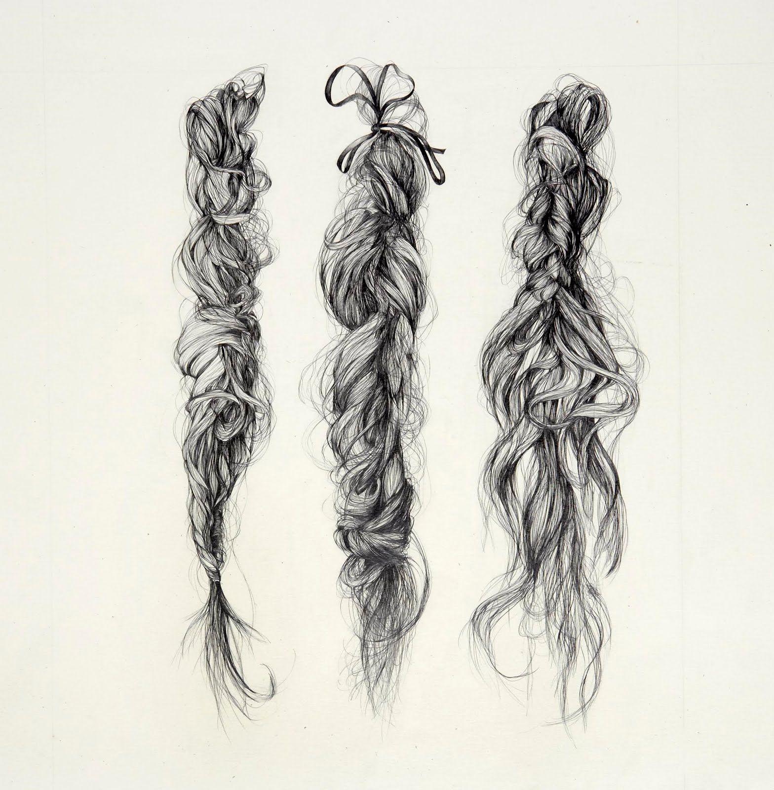 how to draw a braid i draw fashion - HD1254×1280