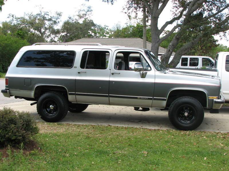 My 1990 Suburban 6 2l 4x4 Questions Diesel Trucks Trucks