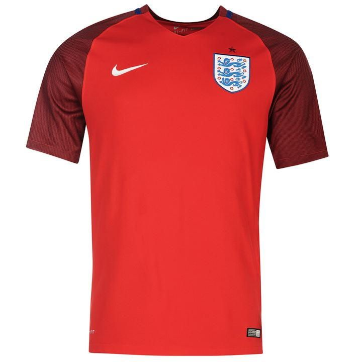 England Away Shirt 2016 Mens
