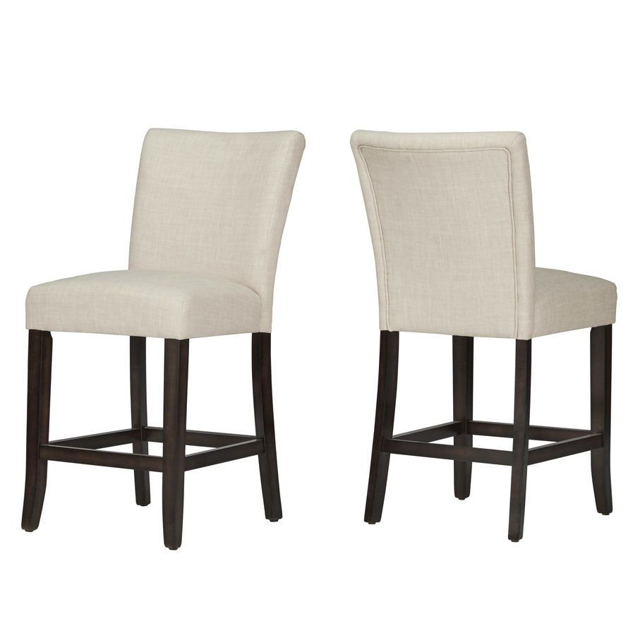 Laurie 24 Bar Stool Set Of 2 Counter Height Chairs Counter