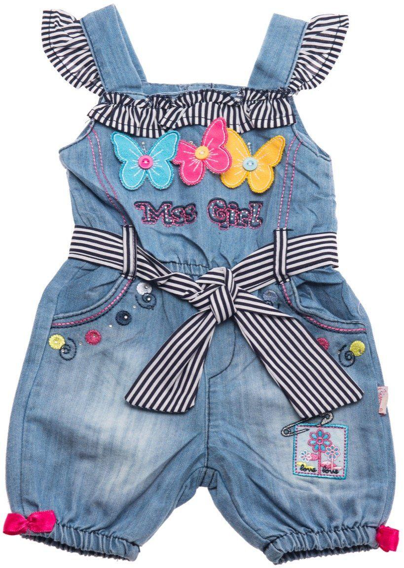 AZ βρεφικό παντελόνι σαλοπέτα τζιν «Miss Girl» Κωδικός  18194 €17 316e1b4dad1