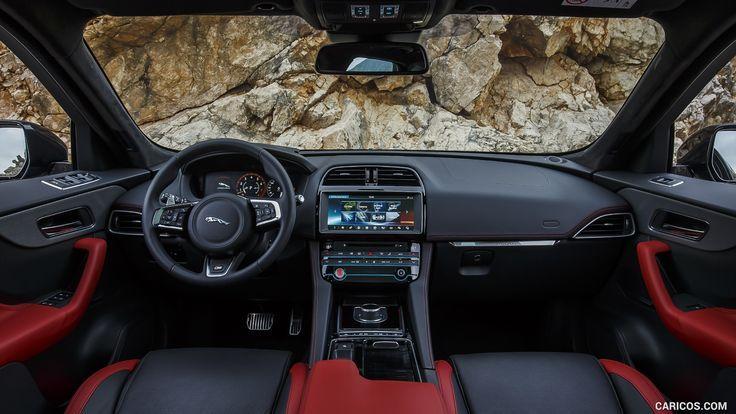 Cool Jaguar 2017 2017 Jaguar FPACE S Wallpaper... Check