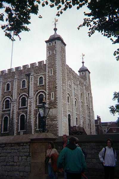 The White Tower  ...London, England