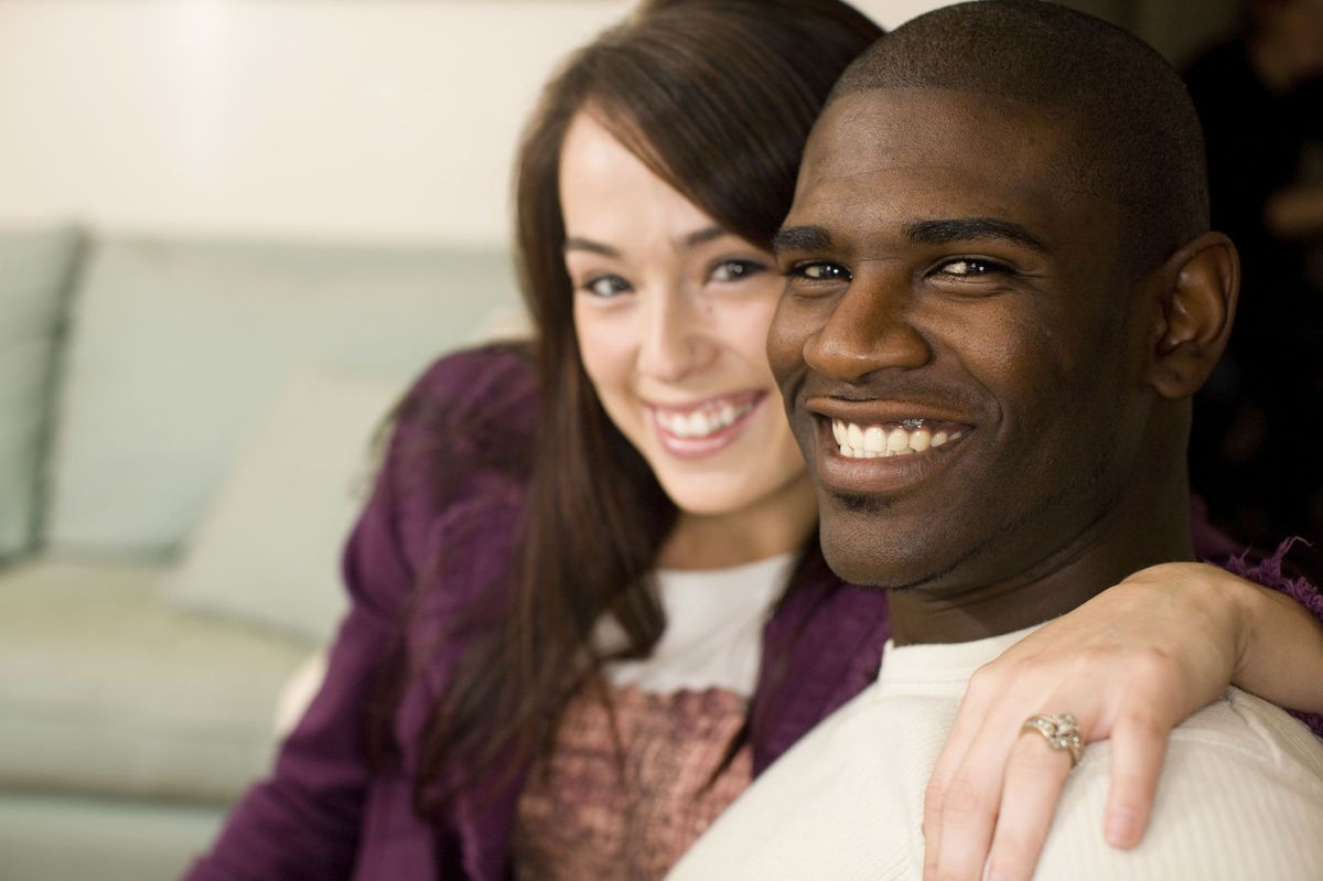 History interracial couple