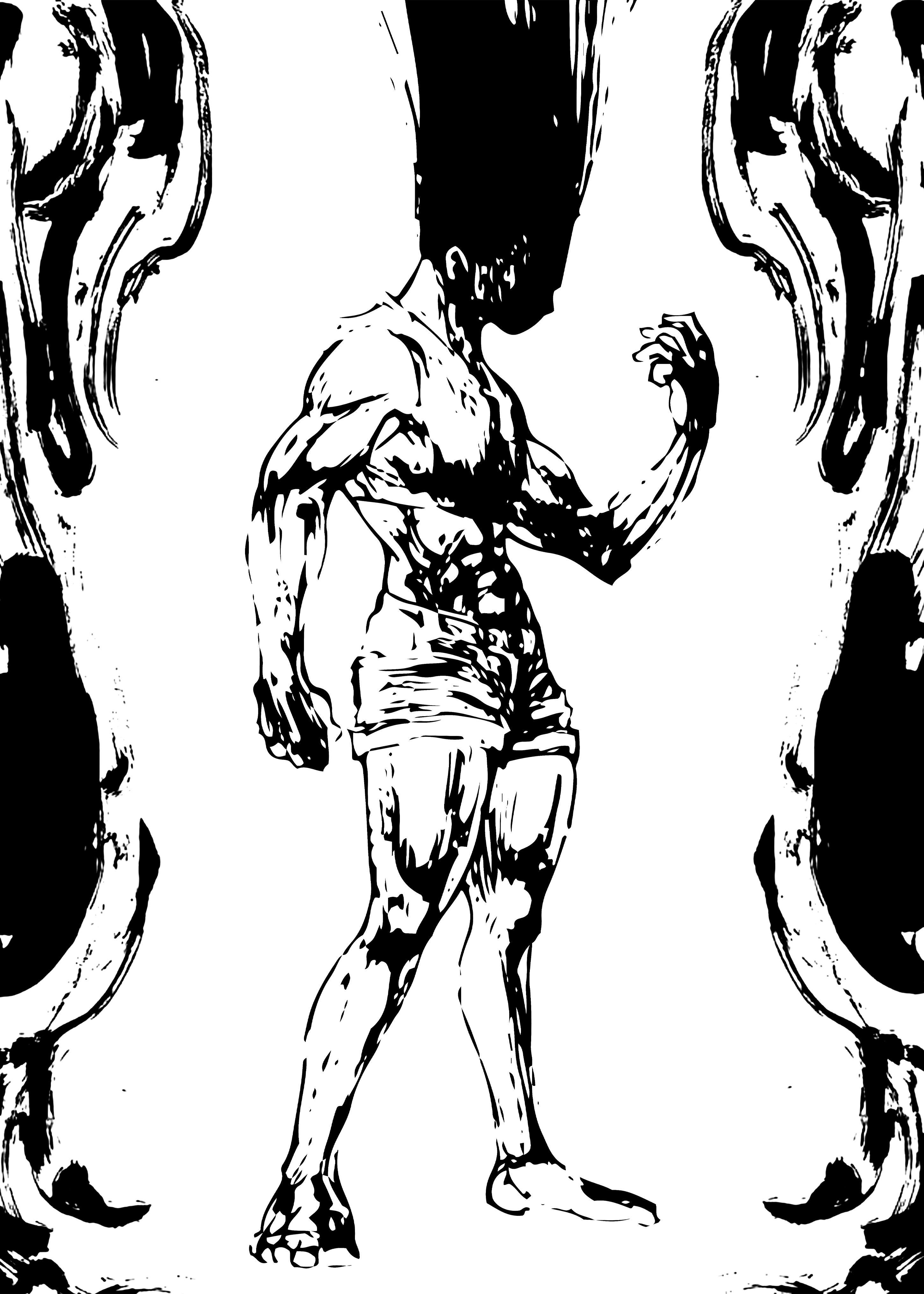 Jäger X Jäger Hisoka Gon Killua Zoldyck HXH Anime Manga Pullover Unisex Hoodie E