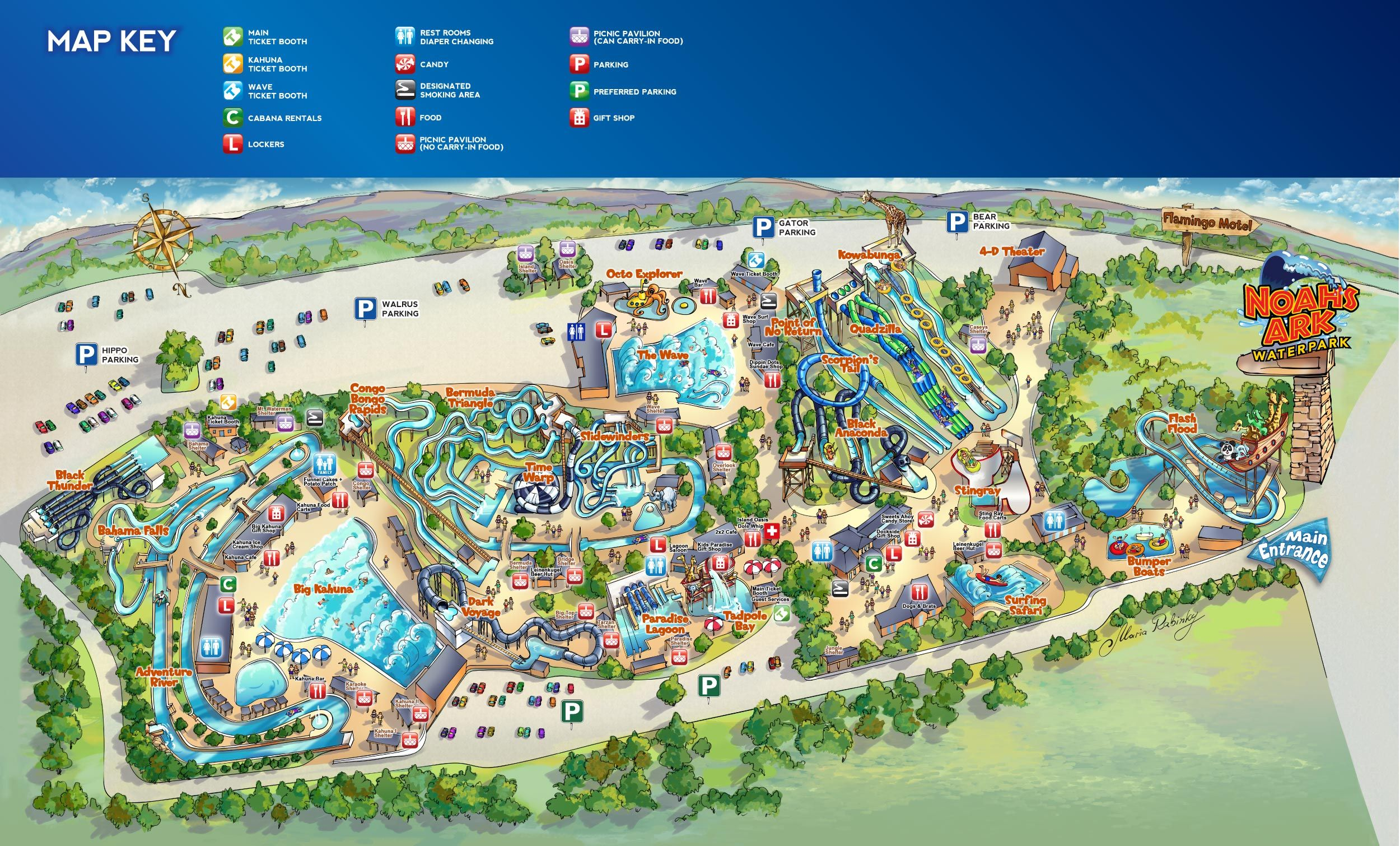 Noah S Ark Is The Largest Water Park In America And Most Exciting Destination Wisconsin