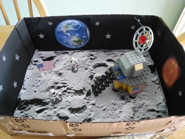 School Project Moon Landing Google Search School Projects Projects School