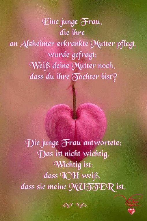 Pin Von Detlef Auf Gedicht Nachdenkliche Sprüche Sprüche