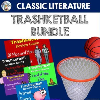 Classic Literature Review Games Bundle Classic literature - literature review