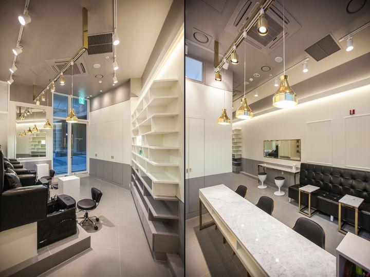 Leega Nail Salon By SSOMOO DESIGN, Suwon U2013 South Korea » Retail Design Blog