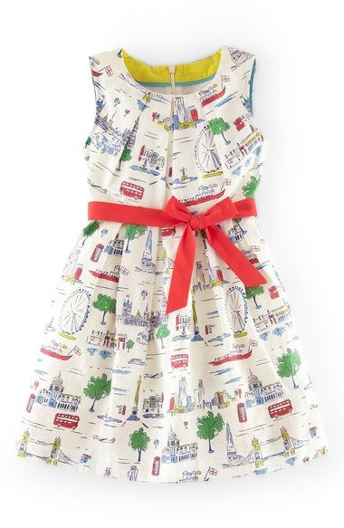 Mini Boden 'Vintage' Dress (Toddler Girls, Little Girls & Big Girls) available at #Nordstrom