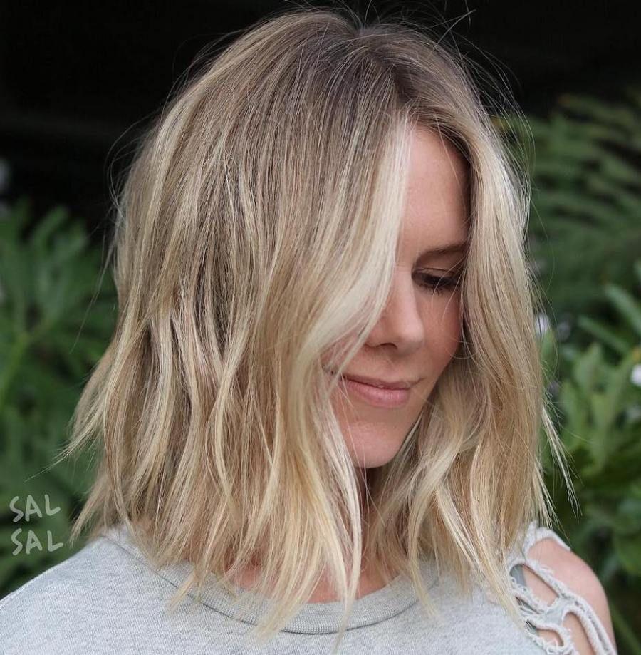 50 Best Medium Length Layered Haircuts in 2020 - Hair Adviser - Hairstyles