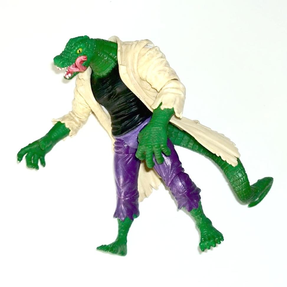 6/'/' Super Villains Amazing SpidMan The LIZARD Curt Connors Action Figure Toy