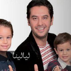 أجمل صور عصام نجم مسلسل باب الحارة وعائلته الحقيقية Arabians My Favorite Things