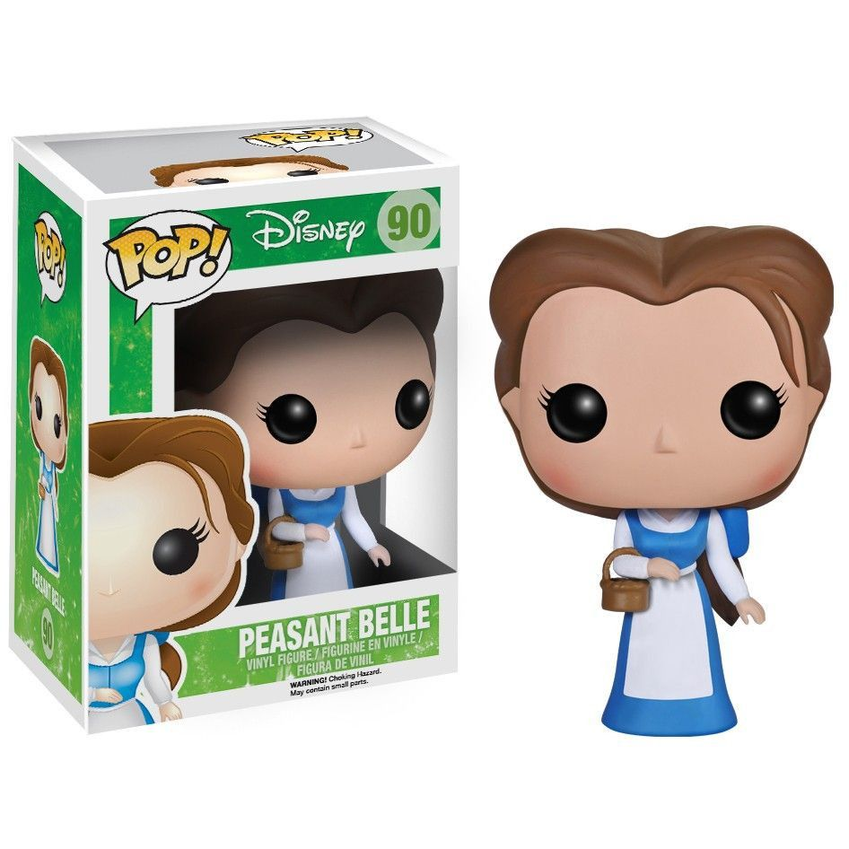 Disney Pop Vinyl Figure Peasant Belle Beauty The Beast