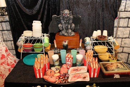 Zombie Apocalypse Party Food #zombieapocalypseparty Zombie Apocalypse Party Food #zombieapocalypseparty