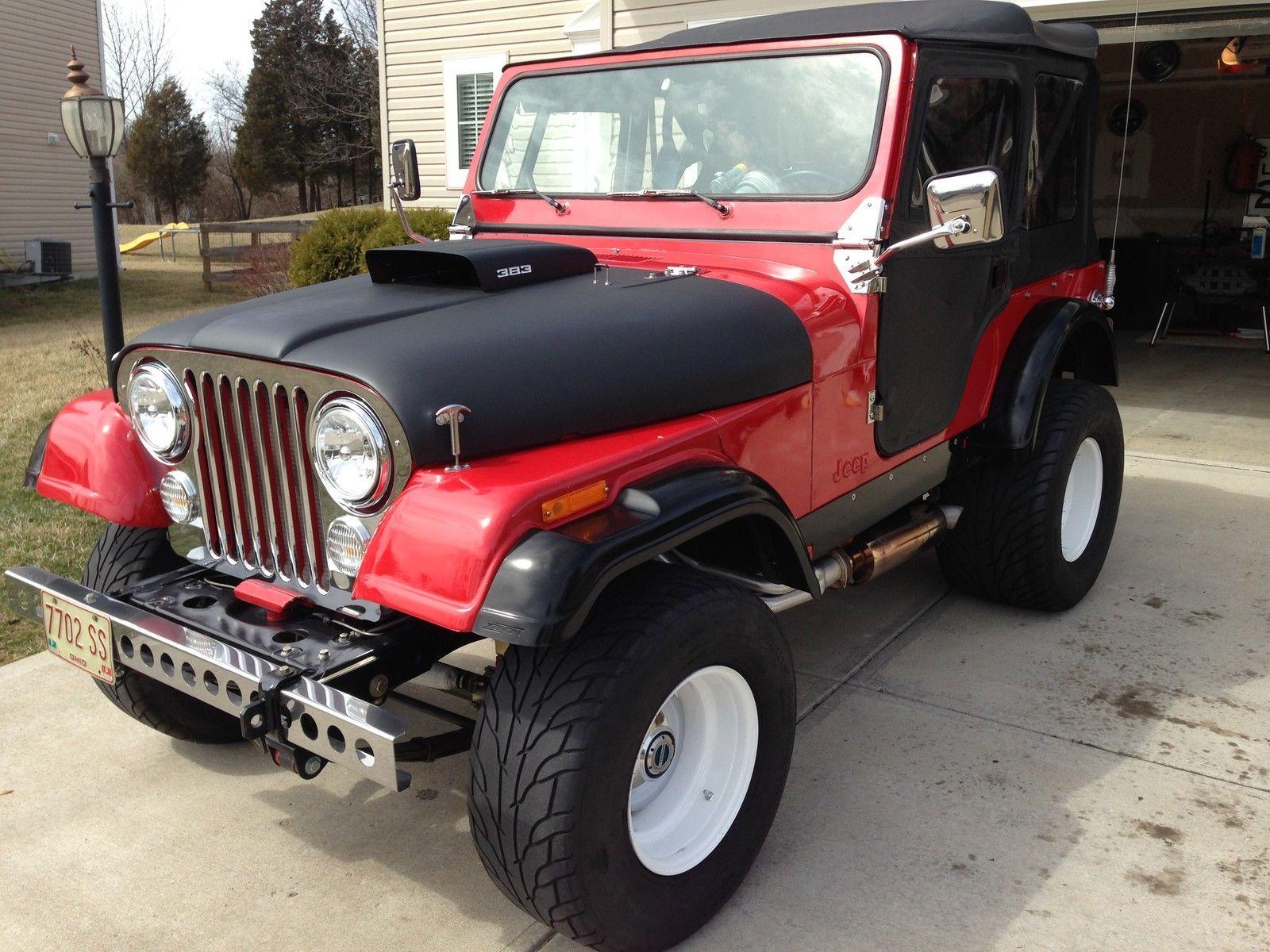 jeep cj5 hood scoop - Google Search | Jeeps | Pinterest | Jeeps ...