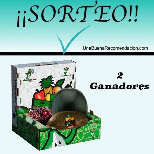 Sorteo 2 Cajas Melón + Sandía + Cerezas