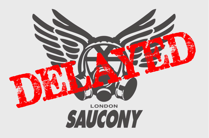 DELAYED: FOOTPATROL X SAUCONY 'ONLY IN SOHO' SHADOW 6000