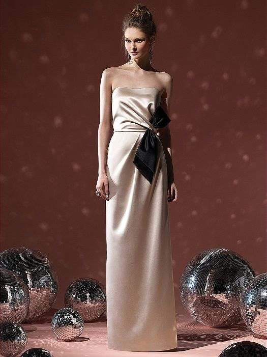 Social Bridesmaids Style 8106 http://www.dessy.com/dresses/bridesmaid/8106/?SSAID=4947