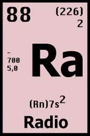 Aprende Quimica Ra Radio Xhmeia Simbolos Quimicos Quimica Y Tabla