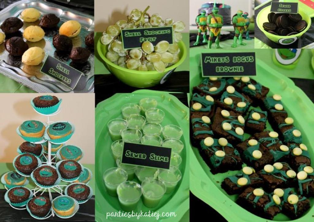 Awesome Ninja Turtles Birthday Party Photos Ideas Ninja Turtles Birthday Party Turtle Birthday Parties Ninja Turtles Birthday Party Ideas Diy