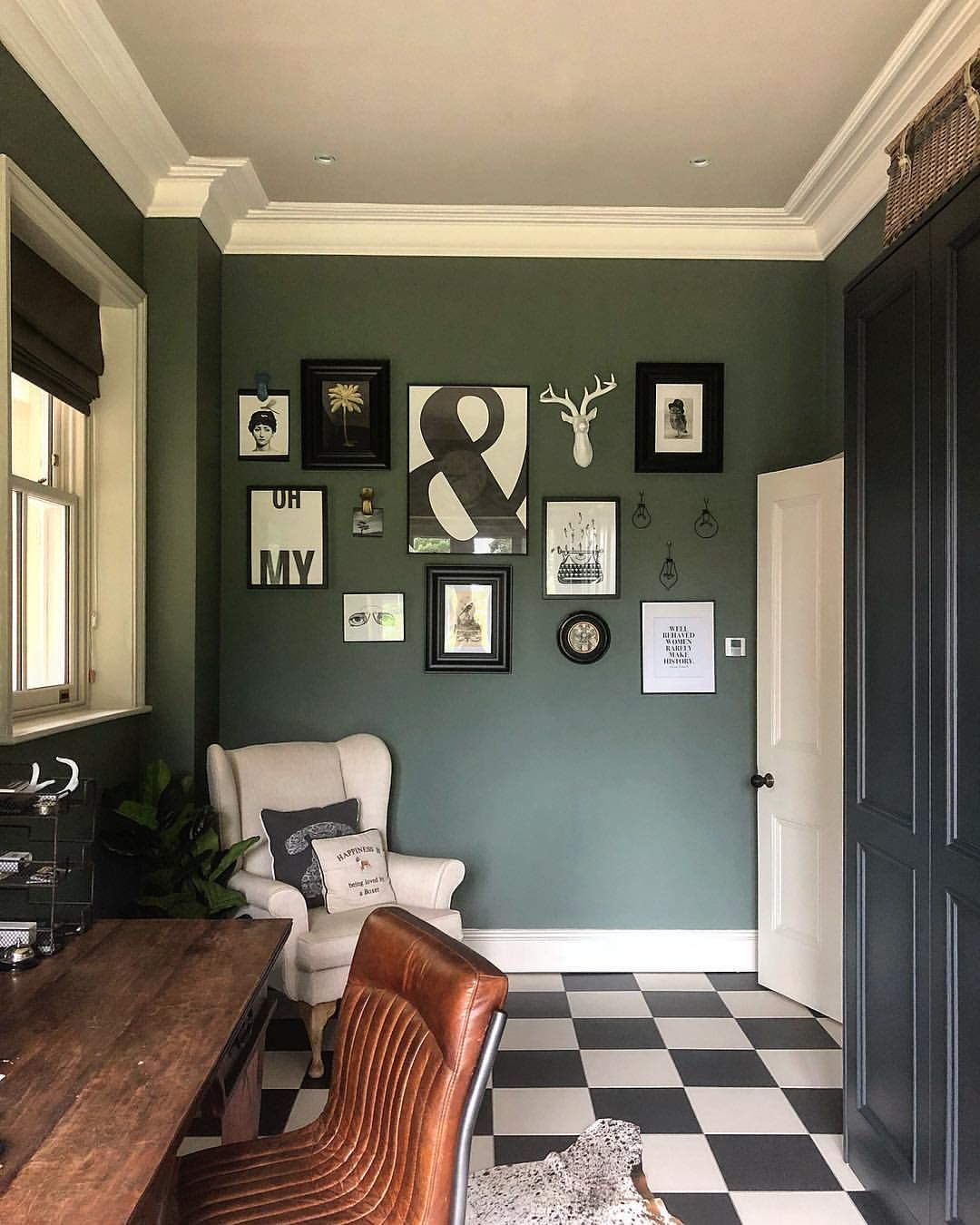 Feature Wall Idea For Dining Room Wall Gallery Wall Di