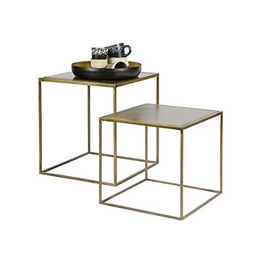 Xssd002 Modern Fashion Creativity Wrought Iron Coffee Table