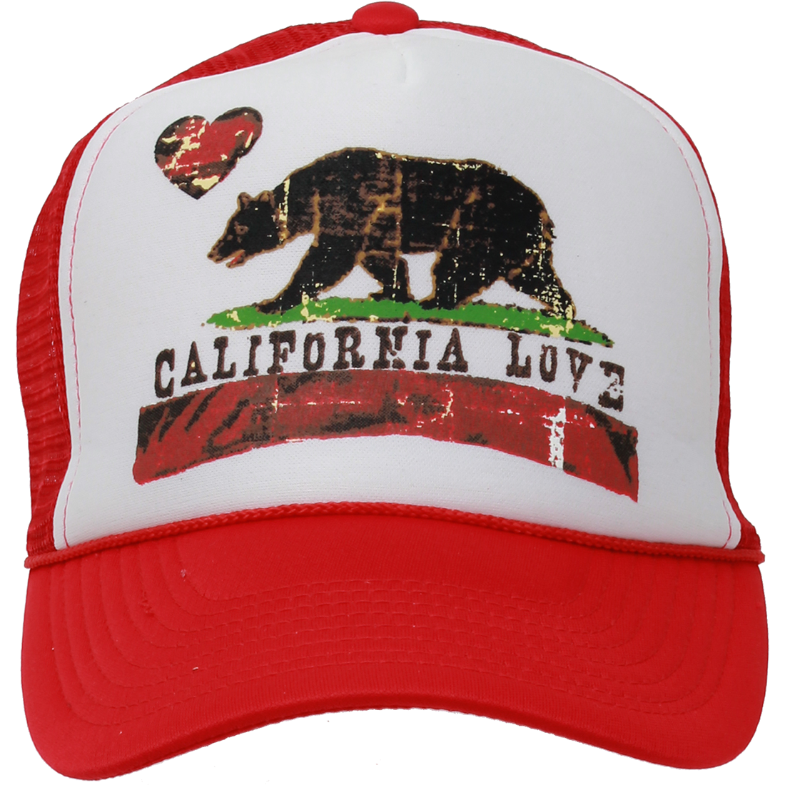 422f9 ab6d6 where to buy california love republic snapback hat distressed  red curve bill white crown bb588 0ab39 ... 1d3e8138f79