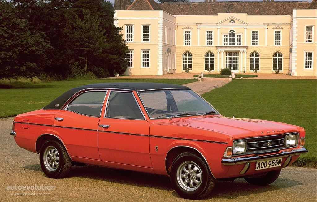 Red With Vinyl Roof Mark 3 Ford Cortina Cars Car Ford Dream Cars