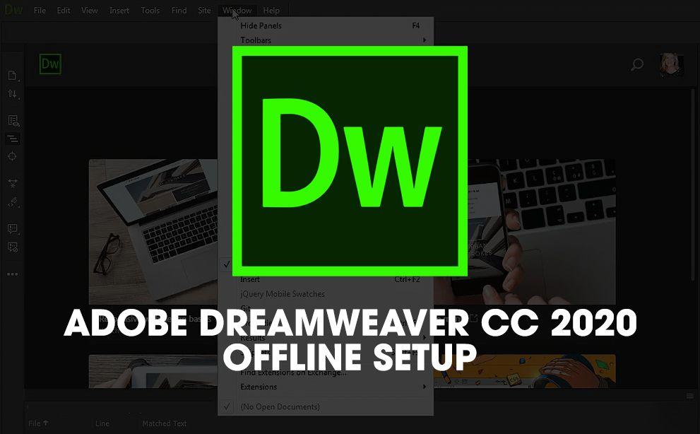 Adobe Dreamweaver Cc 2020 20 Free Download In 2020 Dreamweaver Cc Adobe Dreamweaver Dreamweaver