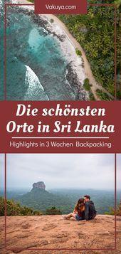 Backpacking in Sri Lanka - Budget, Kosten und Reiseroute für 3 Wochen  Sri Lanka Rundreise - die perfekte Reiseroute mit den tollsten Orten in Sri Lanka! Von Berglandschaften bis hin zu Traumstränden ist in diesem Backpacker Paradies alles dabei! Sri Lanka Reisetipps | Reise nach Sri Lanka | Urlaub für Naturliebhaber | Backp    This image has get 3 repins.    Author: meeresurlaub-ruegen.de - Ferienwohnungen & Url... #Backpacking #Budget #für #Kosten #Lanka #Reiseroute #Sri #und #Wochen