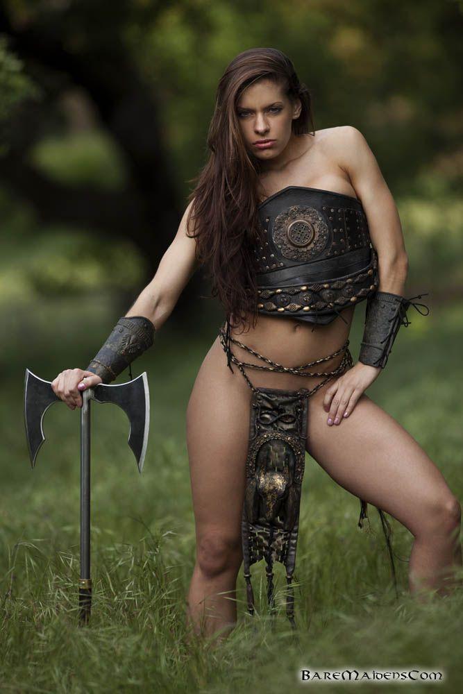 fantasy Bare maidens erotic