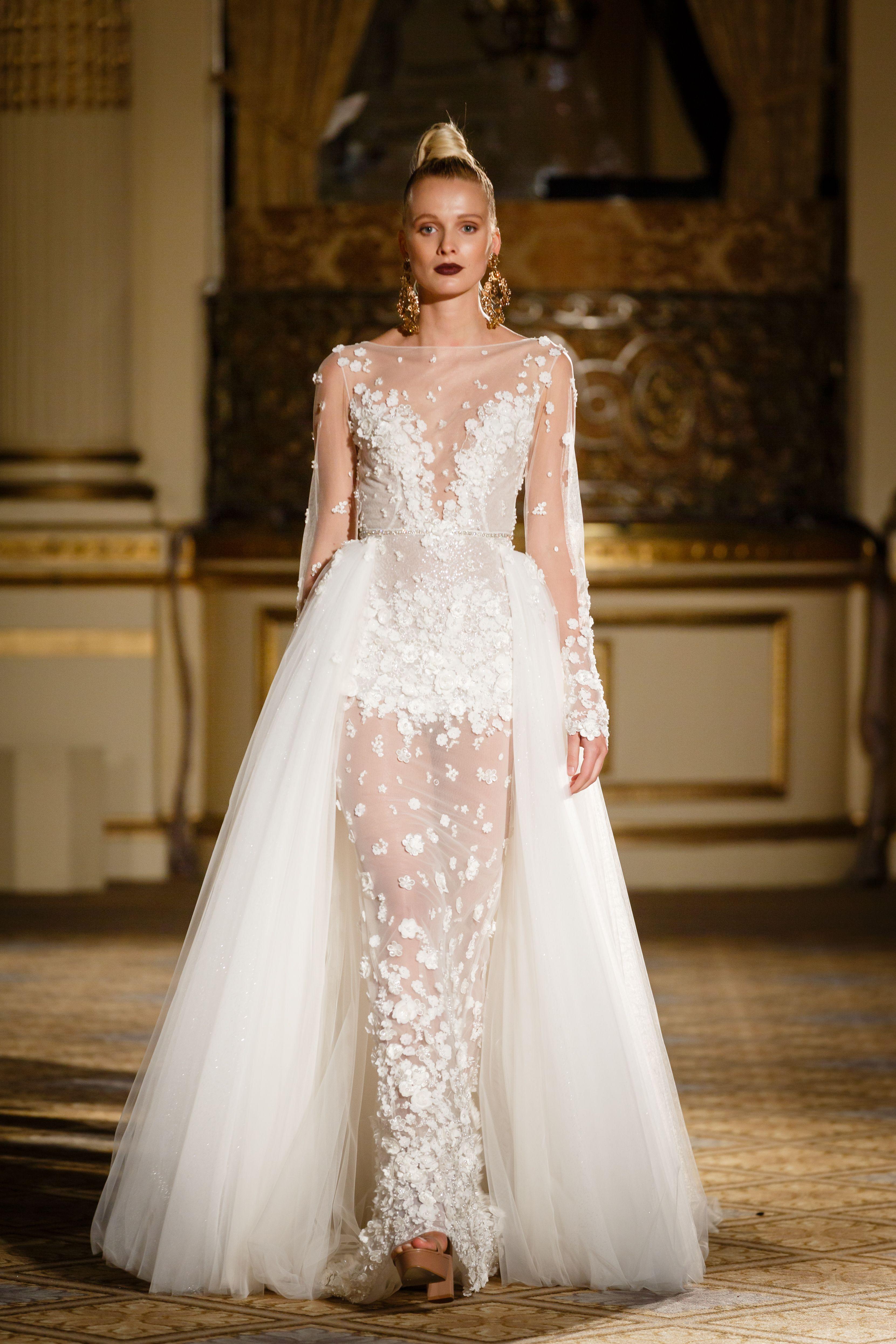 Berta bridal spring bridal runway show berta bridal wedding