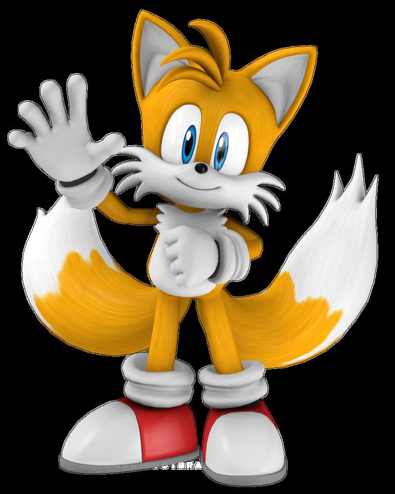 Miles Tails Prower Sonic Adventure 2 Sonic Sonic Adventure