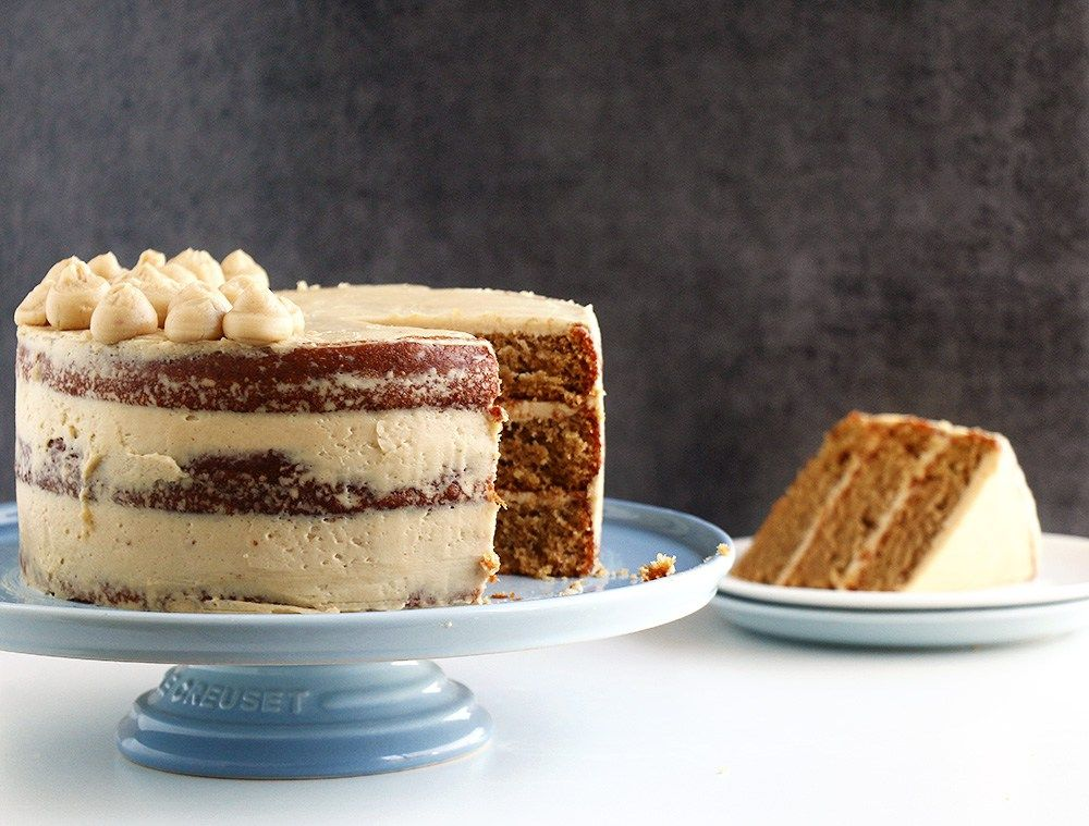 Coffee Cake Cake