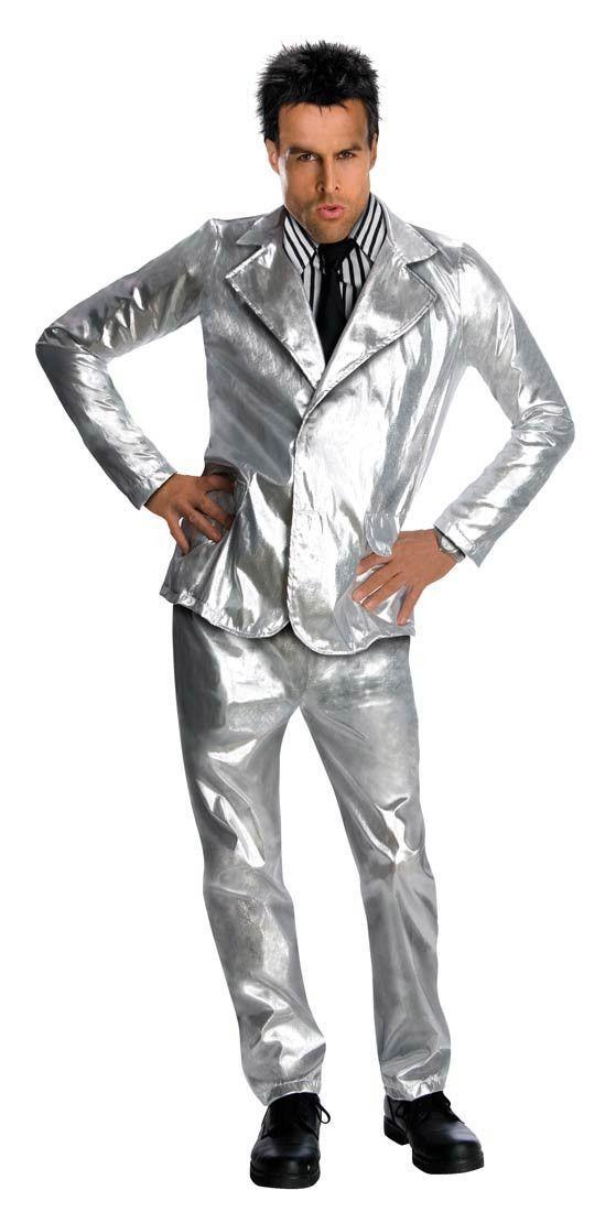 Men/'s Zoolander 2 Jacobim Mugatu Men/'s Will Ferrell Movie Funny Costume Wig