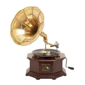 Gramophone: Phonographs, Accessories | eBay