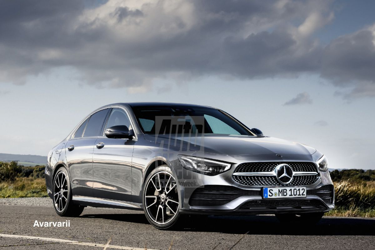 2020 Mercedes Benz C Class Rendered How Close Is It Mercedes Benz C300 C Class Mercedes A Class