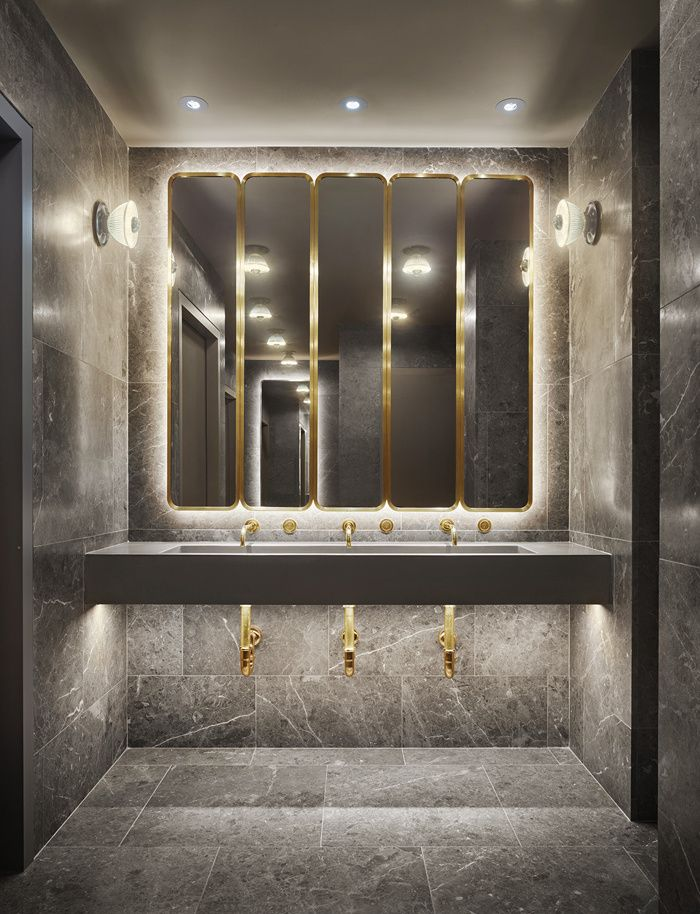 11 howard le nouvel h tel branch de new york l for Bathrooms in nyc