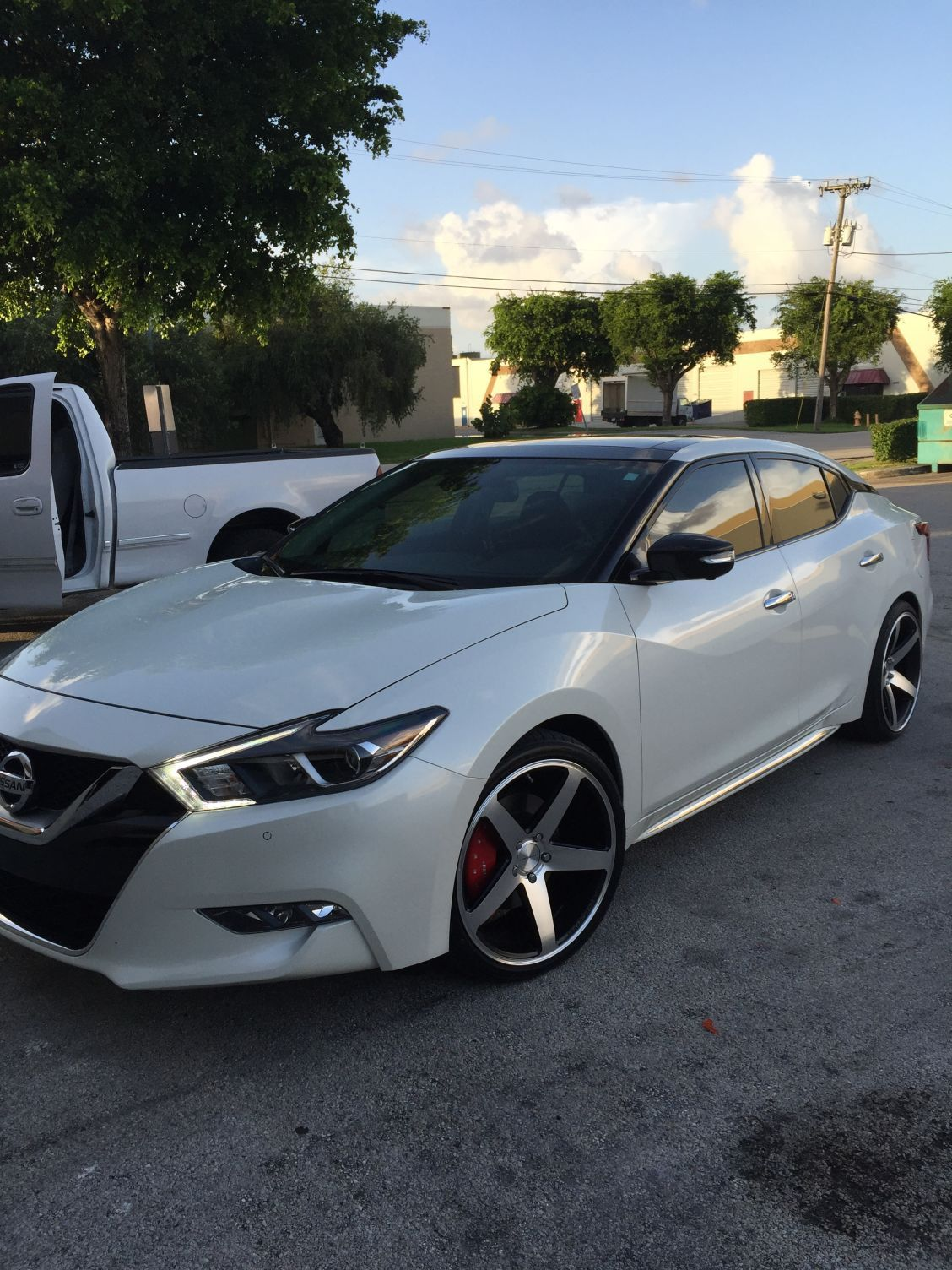 will 20 inch rims fit on 2016 max? - maxima forums | dad cars
