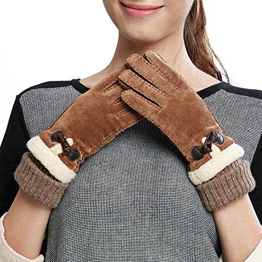 COMME LA VIE - Gant - Femme taille unique - noir - Taille unique  Amazon.fr   Vêtements et accessoires 2794ad01f35