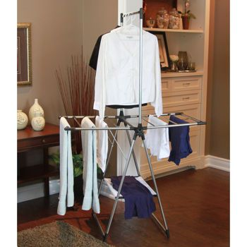 Clothes Drying Rack Costco Enchanting Costco Greenway® Condo Drying Rack  Home  Pinterest Design Ideas