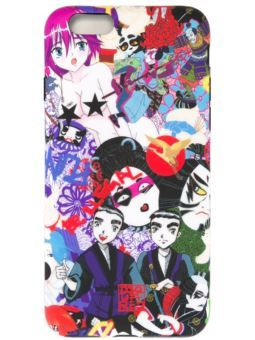 manga print iPhone 6 cover
