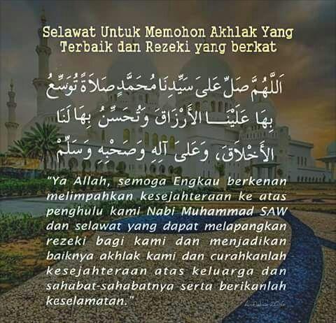 Ide Oleh Divine Star Pada Himpunan Doa Doa Berkat