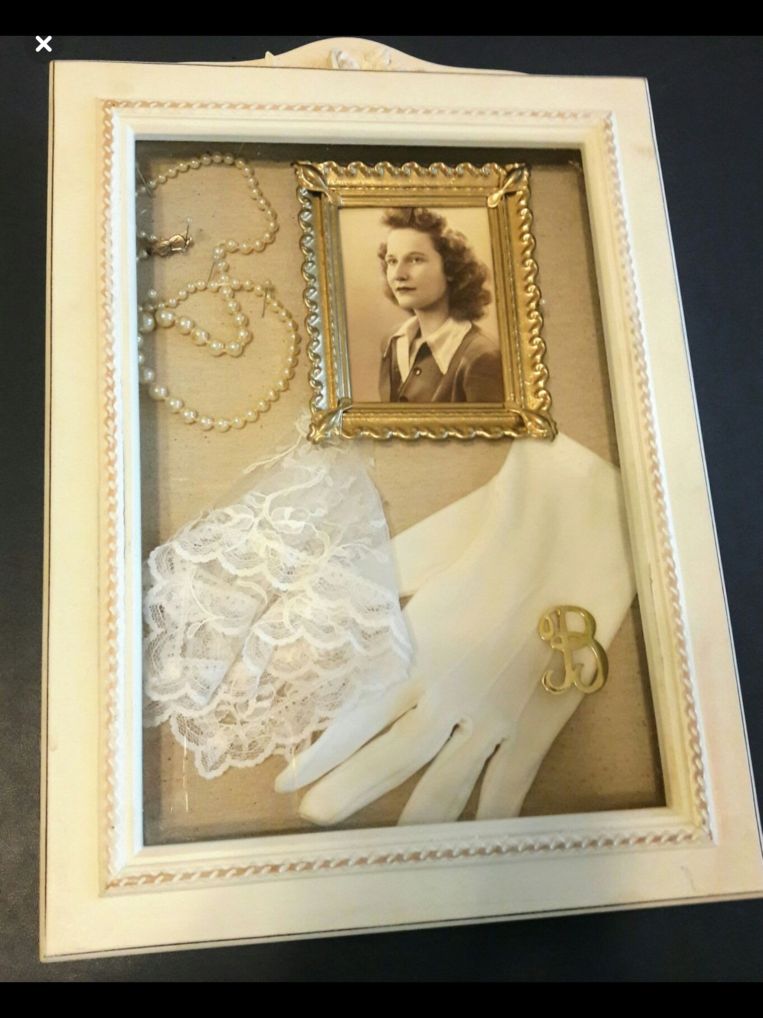 Simple Collection Shadow Box   Assemblages   Pinterest   Shadow box ...