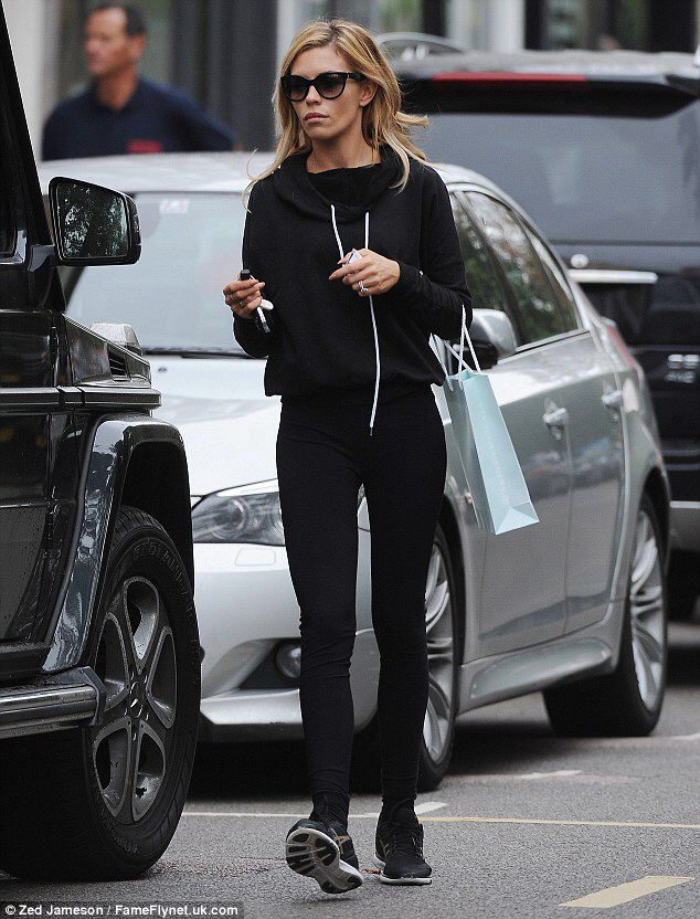 30ed33de3ab Abbey Clancy Prada Sunglasses