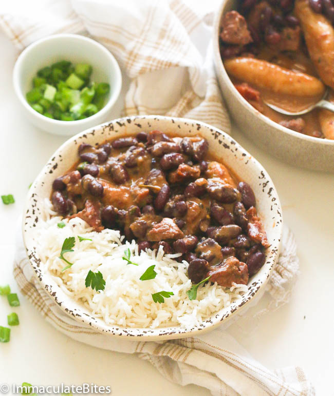 jamaican red stewed peas  recipe  stew peas jamaican