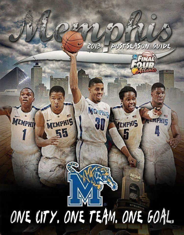 Pin By Stefanie Branch On Team Gear And Memorabilia In 2020 Memphis Tigers Memphis Basketball One Team