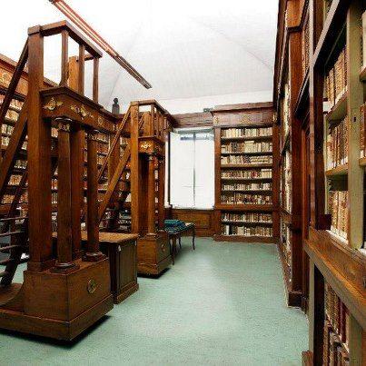 Biblioteca Palatina - Sala De Rossi (Parma) | Beautiful Libraries ...